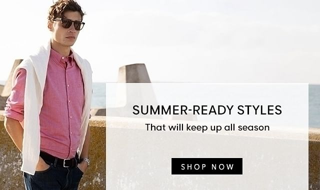 GANT India's Official Online Store | Buy Clothes for Men and
