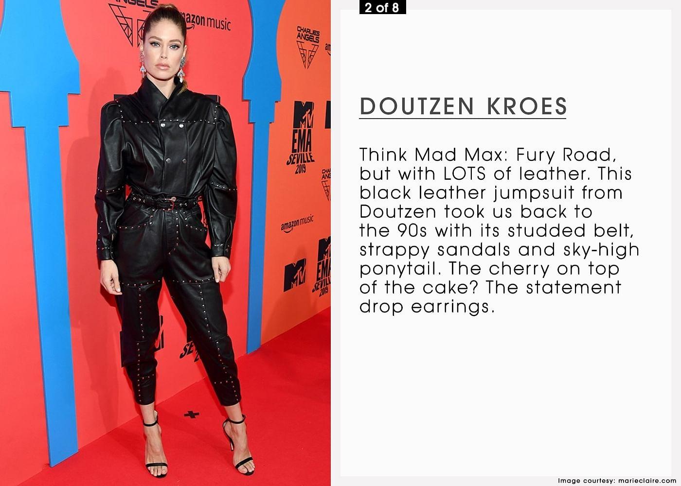 05NOV19 8 LOOKS MTV EMAs MOB 2