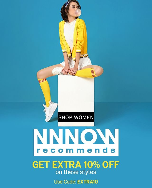 NNNOW com Discover and Shop Latest Fashion and Clothes Online
