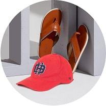 NAV4 Caps Slippers