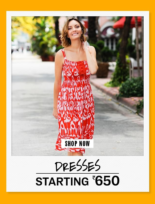 20190913 Homepage Category 4 Dresses