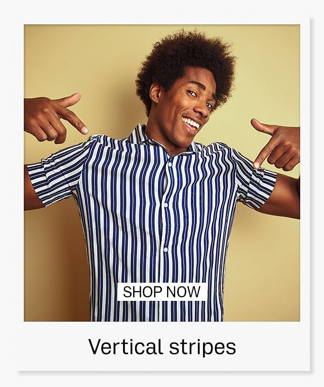 17FEB2020 HP Men TOP TRENDS FOR 2020 Vertical stripes