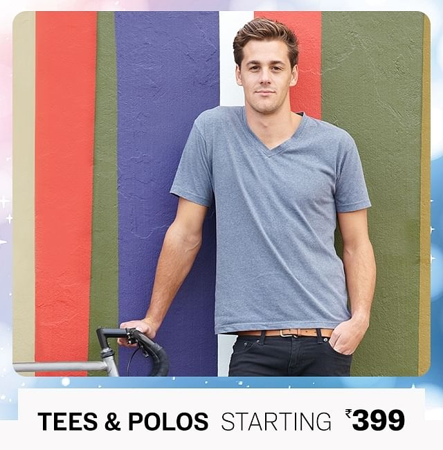 15OCT2019 HP EXTRACELRBSALE Everyday essentials Tees and Polos