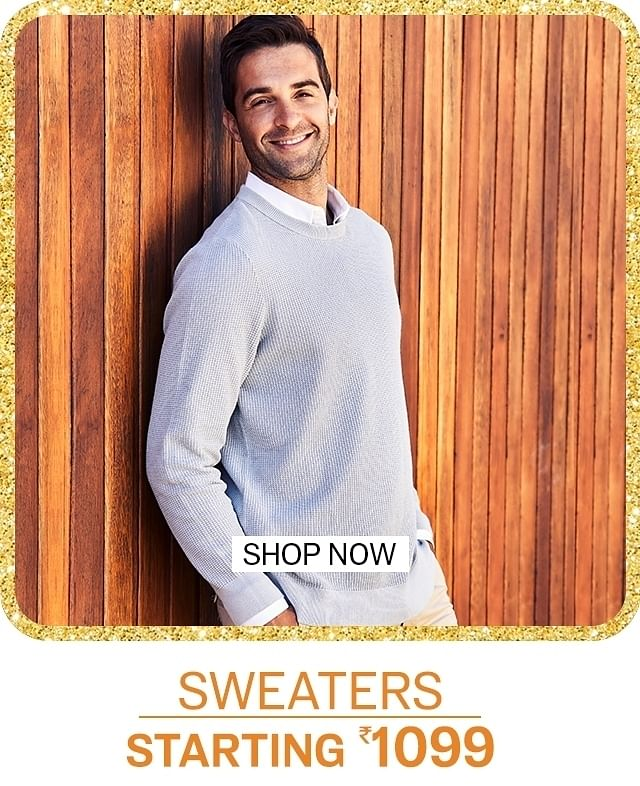 15OCT2019 HP EXTRACELRBSALE Winter must haves Sweaters