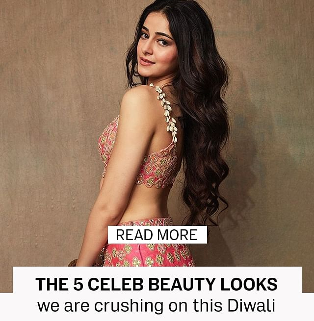 2OCT19 The 5 celeb BEAUTY LOOKS Blog HomePage