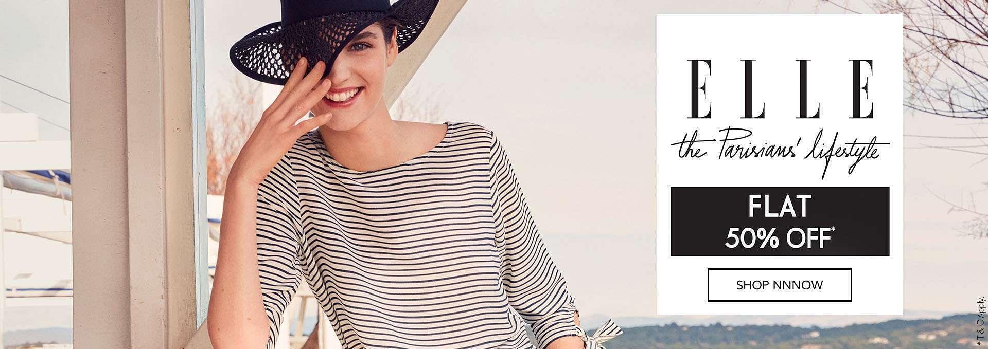 8a83cb82a00 Elle official online store