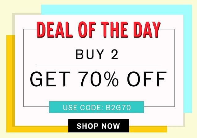 DEAL Of THE DAY | Buy 2 Get 70% Off On US.Polo, Aeropostale & More