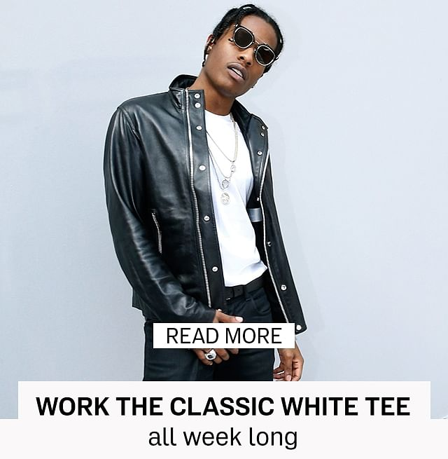 30NOV19 Classic white tee BlogBlog HomePage
