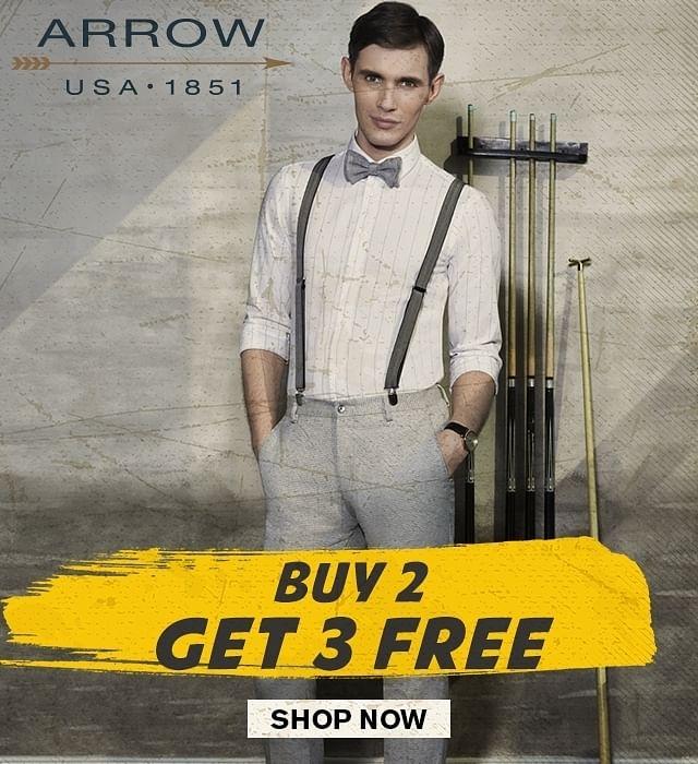 Brand Arrow Buy 2 Get 3 Free